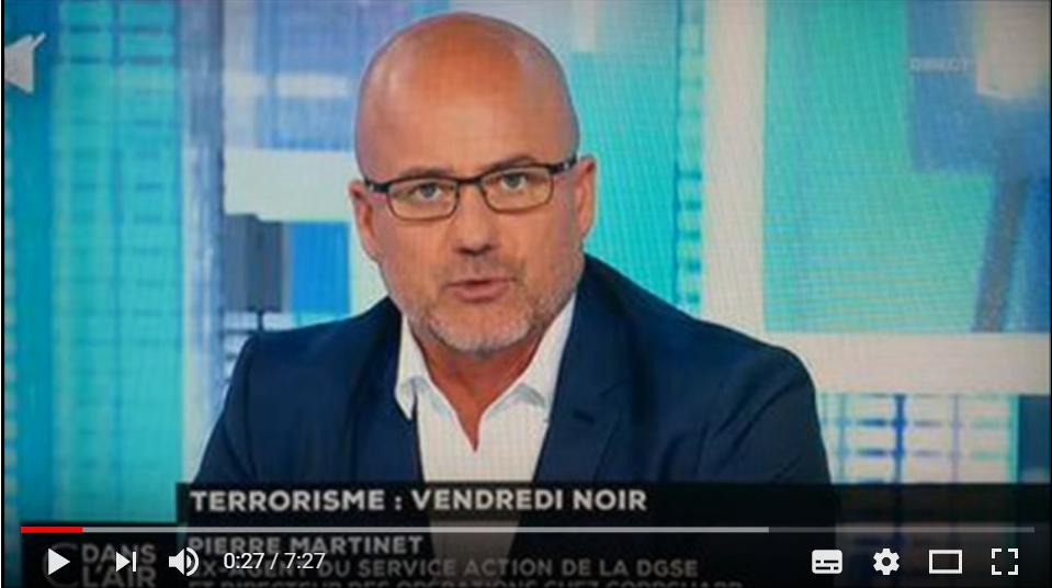 La France n'a pas les moyens d'assurer la sécurité des Français – SUDRADIO 18 Nov 2015