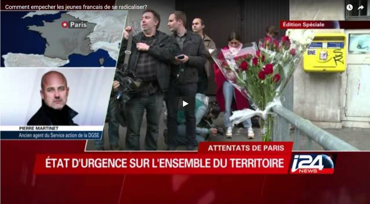 Comment empecher les jeunes francais de se radicaliser? IP24 News