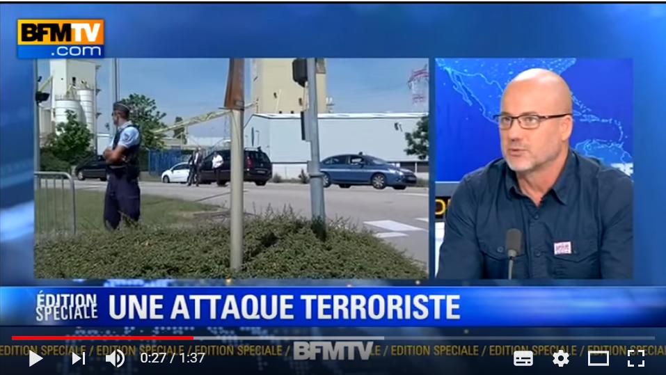 Attentat en Isère: les animaux ne se font pas ça entre eux