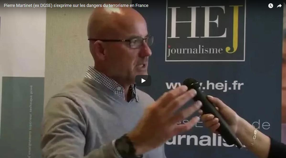 les dangers du terrorisme en France – HEJ